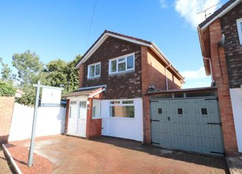 Thumbnail 4 bed detached house for sale in Highlands, Stone, Staffordshire