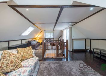 Thumbnail 4 bed flat to rent in Finchley Road, Golders Green