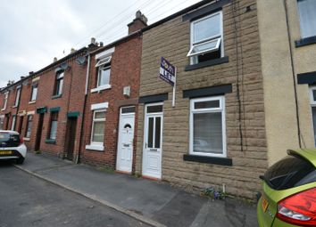 Thumbnail 2 bed terraced house to rent in Wood Steet, Leek Staffordshire