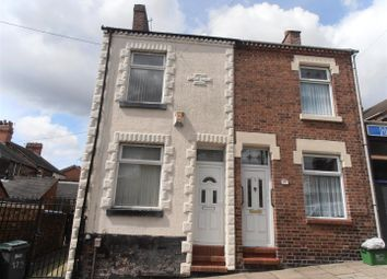 Thumbnail 3 bed terraced house for sale in Oak Street, Birches Head, Stoke-On-Trent