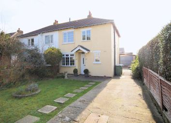 Thumbnail 3 bed semi-detached house for sale in Westbrook Road, Fareham