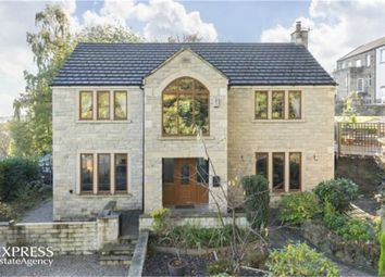 Thumbnail 3 bed detached house for sale in Cemetery Lane, Keighley, West Yorkshire