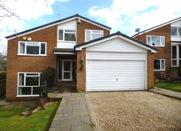 Thumbnail 5 bed detached house for sale in Chantry Fold, Disley, Stockport