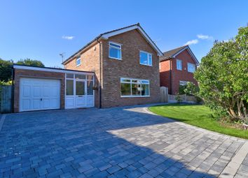 Thumbnail 4 bed detached house for sale in Crossfields, Tarvin, Chester