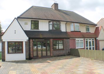 Thumbnail 3 bed semi-detached house to rent in Eltham Road, London