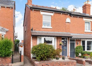 Thumbnail 3 bed end terrace house for sale in Westfaling Street, Whitecross, Hereford
