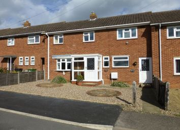 Thumbnail 3 bed terraced house for sale in Green Leys, Badsey, Evesham