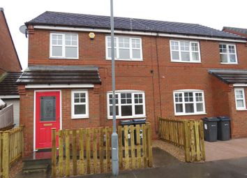 Thumbnail Semi-detached house for sale in Buxton Road, Erdington, Birmingham