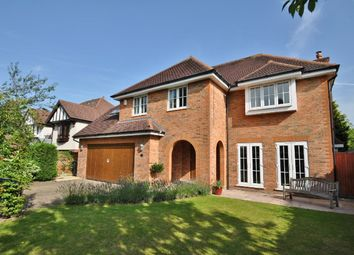 Thumbnail 4 bed detached house for sale in Thorn Road, Bramhall, Stockport