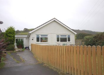 Thumbnail 3 bed detached bungalow for sale in Pentref Isaf, Llanrhystud