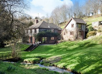 Thumbnail 5 bed country house for sale in Milton Combe, Yelverton