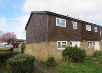 Thumbnail 3 bed end terrace house for sale in Stumpacre, Bretton, Peterborough