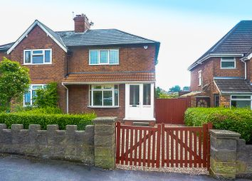 Thumbnail 2 bedroom semi-detached house for sale in Beeches Road, Walsall