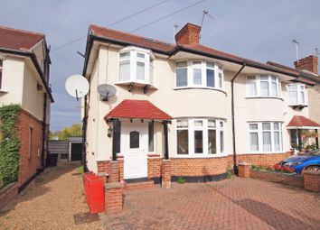 Thumbnail 4 bed semi-detached house to rent in River Way, Ewell