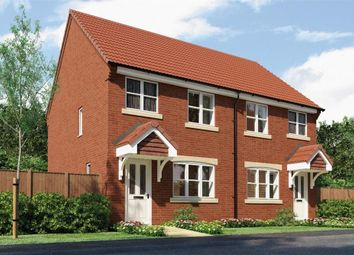 "Thumbnail 2 bed semi-detached house for sale in ""The Yare"" at Redcar Lane, Redcar"