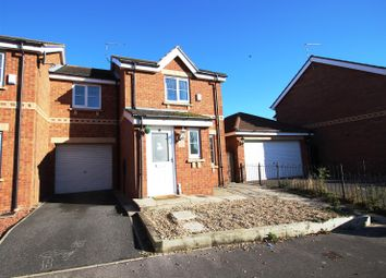 Thumbnail 3 bedroom semi-detached house to rent in Waseley Hill Way, Bransholme, Hull