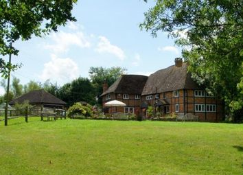 Thumbnail 5 bedroom detached house for sale in The Village, Ashurst, Steyning, West Sussex