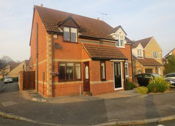 Thumbnail 2 bed semi-detached house for sale in Maidwell Way, Kirk Sandall, Doncaster