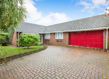 Thumbnail 3 bed bungalow to rent in The Spinney, Cuddington, Northwich