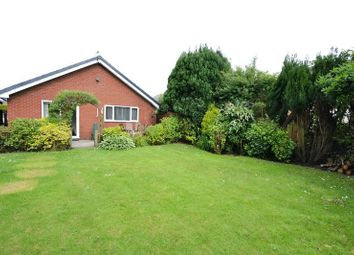 Thumbnail 4 bed detached bungalow for sale in Coach Road, Bickerstaffe, Ormskirk