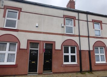 Thumbnail 3 bed terraced house for sale in Derwent Street, Hartlepool