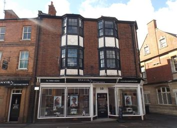 Thumbnail 2 bed flat for sale in 10A St. Marys Road, Market Harborough, Leicestershire
