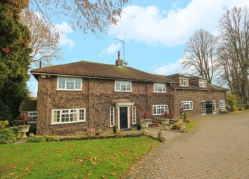 Thumbnail 5 bed detached house for sale in Blackberry Lane, Lingfield