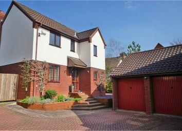 Thumbnail 4 bed detached house for sale in Barham Road, Stevenage