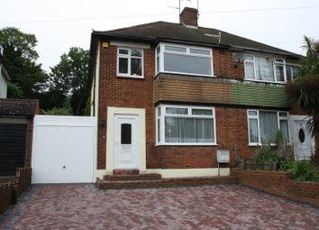 Valley Drive, Gravesend DA12. 3 bed semi-detached house