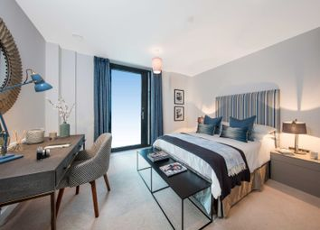 Thumbnail 1 bed flat for sale in Kidbrooke Village, Greenwich