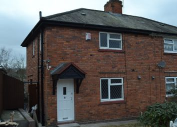Thumbnail 3 bed semi-detached house to rent in Harebell Crescent, Dudley