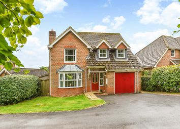 Thumbnail 4 bed property for sale in Denning Mead, Andover