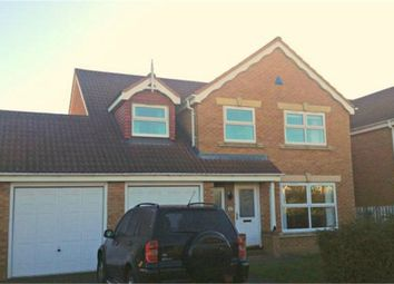 Thumbnail 5 bed detached house to rent in St Bedes Walk, Holystone, Newcastle Upon Tyne, Tyne And Wear
