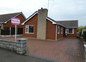Thumbnail 3 bed detached bungalow for sale in St. Augustine Crescent, Scunthorpe