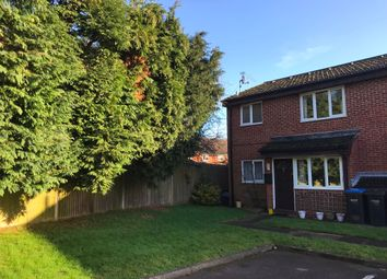 Thumbnail 1 bed end terrace house for sale in Sycamore Walk, Englefield Green, Egham