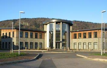 Thumbnail Office for sale in G M Jones Limited, Parc Ty Gwyn, Betws Road, Llanrwst, Conwy