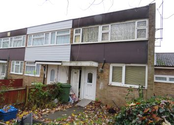Thumbnail 3 bedroom terraced house for sale in Cullen Place, Bletchley, Milton Keynes