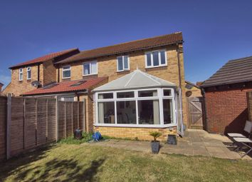 Thumbnail 3 bed semi-detached house for sale in Swift Close, Lee-On-The-Solent
