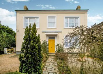 Thumbnail 5 bed detached house for sale in Sutton, Ely, Cambridgeshire