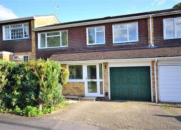 3 bed terraced house for sale in Tiverton Road, Basingstoke RG23