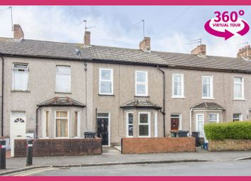 Thumbnail 4 bed terraced house for sale in Archibald Street, Newport