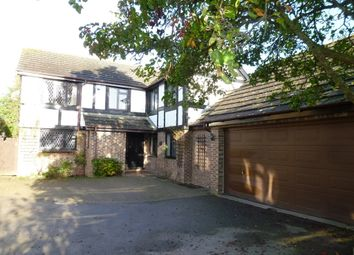 Thumbnail 5 bedroom detached house to rent in Hilmanton, Lower Earley, Reading