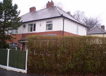 Thumbnail 3 bedroom semi-detached house for sale in Farringdon Crescent, Preston