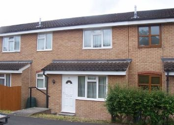 Thumbnail 1 bed terraced house to rent in Kempton Avenue, Bobblestock, Hereford