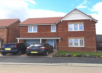 Thumbnail 4 bed detached house for sale in Plough Crescent, Stockton-On-Tees