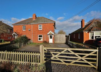 Thumbnail 2 bed semi-detached house to rent in Steventon Road, East Hanney, Wantage