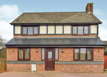 Thumbnail 4 bedroom detached house for sale in Holyrood, Great Holm, Milton Keynes