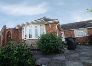 Thumbnail 2 bed bungalow for sale in Atherstone Road, Loughborough, Leicestershire