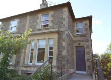 Thumbnail 4 bed semi-detached house to rent in Lower Oldfield Park, Bath