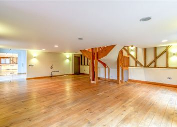 Thumbnail 4 bedroom barn conversion to rent in Kings Lane, Harwell, Didcot